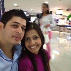 Photo taken at Super Cines - Puente Real by Jose Leandro V. on 10/1/2012