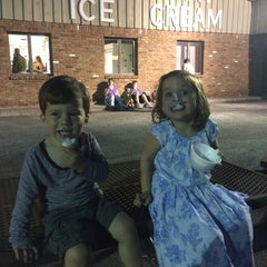 Photo taken at Holy Cow Ice Cream by David S. on 8/30/2014