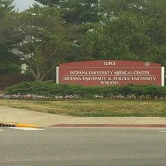 Photo taken at Indiana University-Purdue University Indianapolis by Chris M. on 7/1/2013