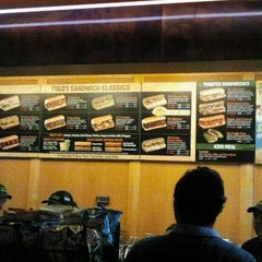 Photo taken at TOGO'S Sandwiches by Stella B. on 4/5/2013