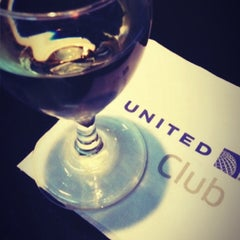 Photo taken at United Global First Class Lounge by ❄Pavan S. on 5/6/2013
