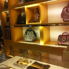 Photo taken at Louis Vuitton by Ольга И. on 10/28/2012