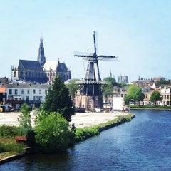 Photo taken at Haarlem by Giulia N. on 6/8/2013