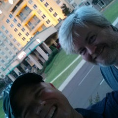 Photo taken at Fitzgerald's Casino and Hotel by Danny W. on 7/8/2014