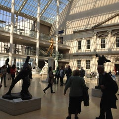 Photo taken at The Great Hall at The Metropolitan Museum of Art by Susanna Y. on 10/14/2012