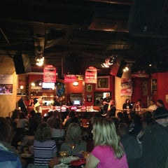Photo taken at Lucille's Piano Bar & Grill by Chris K. on 4/6/2013
