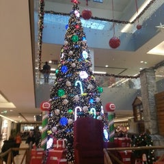 Photo taken at Ušće Shopping Center by Marija S. on 12/5/2012