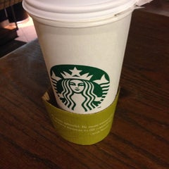 Photo taken at Starbucks by Johnny S. on 5/17/2014