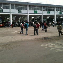 Photo taken at Terminal Purabaya (Bungurasih) by Oky R. on 12/30/2012