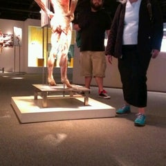 Photo taken at BODIES...The Exhibition by Alexander M. on 10/23/2012