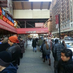 Photo taken at Carnegie Deli by Worth S. on 12/30/2012