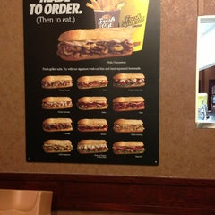 Photo taken at Penn Station East Coast Subs by Sue on 4/3/2013