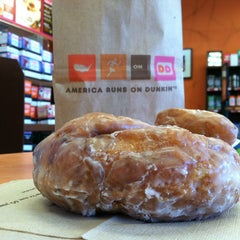 Photo taken at Dunkin' Donuts by Jason G. on 1/11/2013
