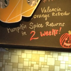 Photo taken at Starbucks by Meighan H. on 8/22/2013