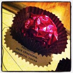 Photo taken at Barbuzzo Mediterranean Kitchen & Bar by Marie Gooddayphoto W. on 12/11/2012