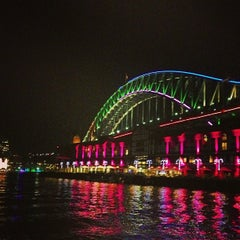 Photo taken at Sydney Harbour Bridge by Jay W. on 5/26/2013