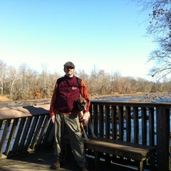 Photo taken at Riverbend Park by Angela J. on 11/17/2012