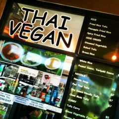 Photo taken at Thai Vegan by Michael F. on 10/24/2012