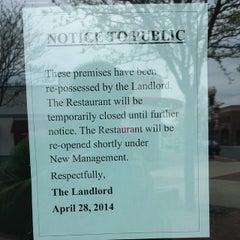 Photo taken at Star Diner by David K. on 4/28/2014