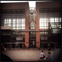 Photo taken at Station Gare Part-Dieu [T1] by DM on 8/20/2014