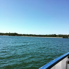 Photo taken at Shelter Island North Ferry - Greenport Terminal by Jennifer S. on 5/30/2015