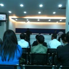 Photo taken at UOB Buana by @hendraadik on 11/19/2012