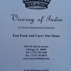 Photo taken at Viceroy of India by Lizelle M. on 4/22/2013