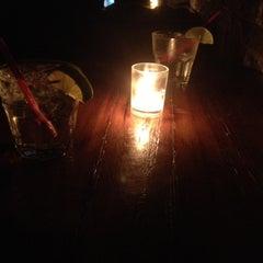 Photo taken at Mompou Tapas Bar & Lounge by Kevin A. on 10/27/2012