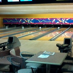 Photo taken at Clover Lanes by Barry V. on 11/14/2012