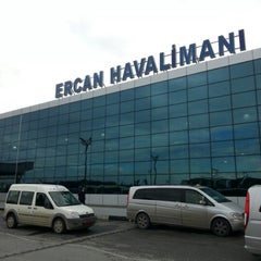 Photo taken at Ercan Havalimanı | Ercan Airport by Ceyhun D. on 12/7/2012