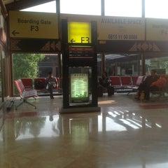 Photo taken at Gate F3 by Captain Irwan U. on 10/18/2012