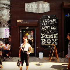 Photo taken at Pine Box Rock Shop by *Bitch Cakes* on 7/27/2013