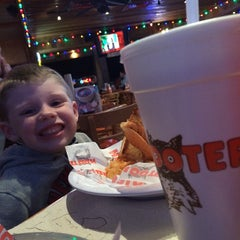 Photo taken at Hooters by Joseph W. on 12/8/2013