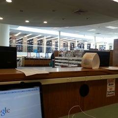 Photo taken at Sachem Public Library by Jeff on 3/9/2014