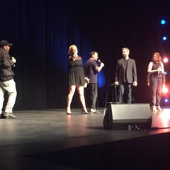 Photo taken at Harris Theatre for Music and Dance by Courtney C. on 6/19/2015