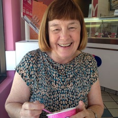 Photo taken at Baskin-Robbins by Michelle B. on 4/16/2014