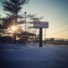 Photo taken at Hibachi of Valley Forge by Michael K. on 2/18/2014
