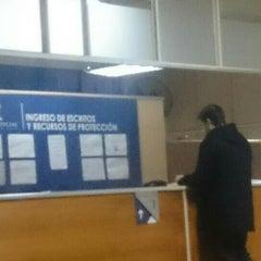 Photo taken at Oficina Distribucion Demandas Civiles by Pau Carolina on 6/25/2015