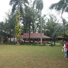 Photo taken at Taman Wisata Pulau Situ Gintung by mac s. on 5/24/2015