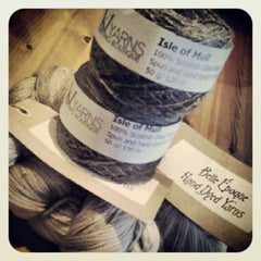 Photo taken at K1 Yarns by Kathy R. on 10/31/2012