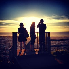 Photo taken at Grand View Park by Cameron P. on 11/4/2012
