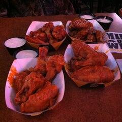 Photo taken at Buffalo Wild Wings by Amanda N. on 9/15/2012