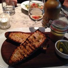 Photo taken at Côte Brasserie by Jean on 4/11/2014