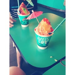 Photo taken at Bahama Buck's by Robert R. on 5/17/2014