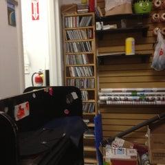 Photo taken at Newbury Comics by Bill on 11/7/2012