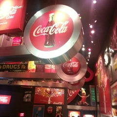 Photo taken at World of Coca-Cola by Cedrick H. on 5/28/2013