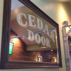 Photo taken at Cedar Door by JnnLnn E. on 7/6/2013