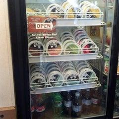 Photo taken at Einstein Bros Bagels by Joe O. on 11/4/2012