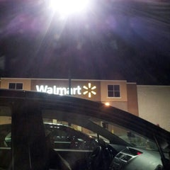 Photo taken at Walmart Supercenter by Marquee H. on 12/20/2012