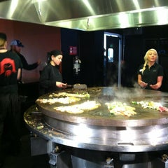 Photo taken at HuHot Mongolian Grill by TGongaware on 2/2/2013